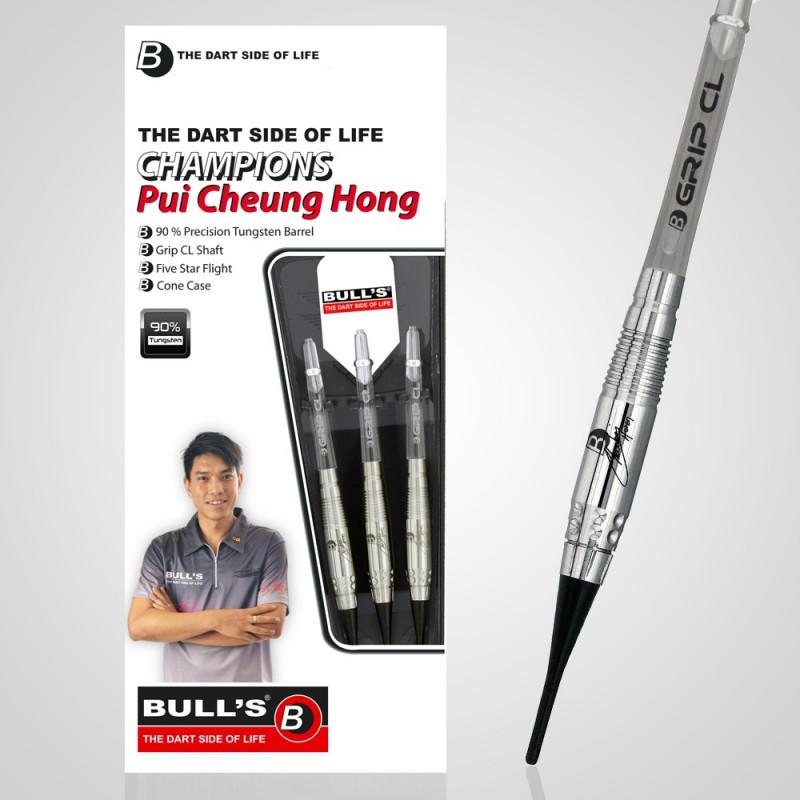 Champions - Hong - Slit & Fine-Ringed Grip 18g