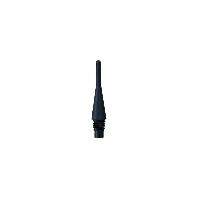 Longlife Short Tips – Black – 2BA - 100pc