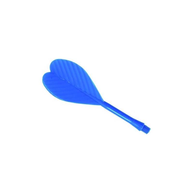 Astine con alette in nylon economiche – Filetto 2BA/6mm – Blue