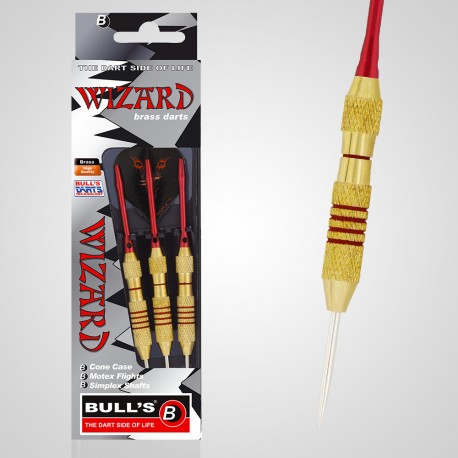 Wizard – Red – Knurled Grip 23g