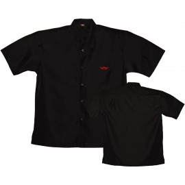 Dart Shirt Black
