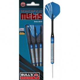 Metis Steel Blu - 21g - Ringed Grip