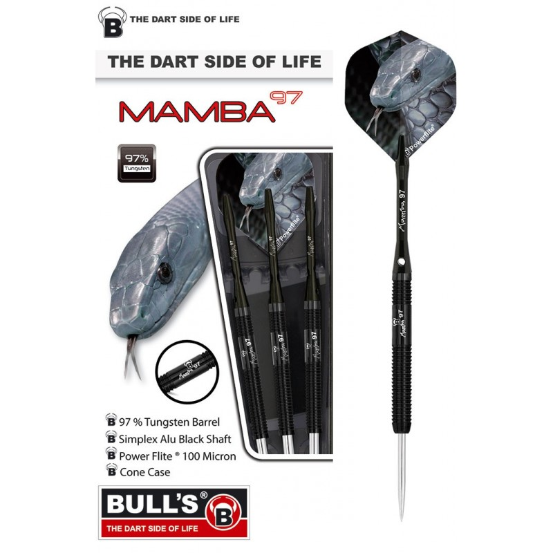 Mamba 97 - M1 - Slim-Shark Grip 21g
