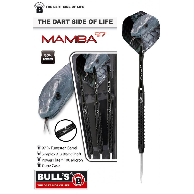 Mamba 97 - M3 - L-Slim-Shark Grip 23g