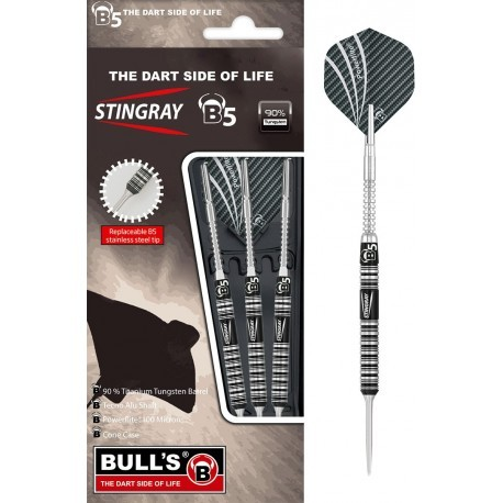 Stingray B5 – ST1 – Fine & Ringed Grip 22g