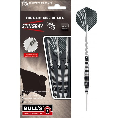 Stingray B5 – ST2 – Fine & Ringed Grip 24g