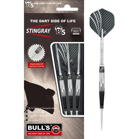 Stingray B5 – ST3 – Fine-Shark & Slit Grip 24g