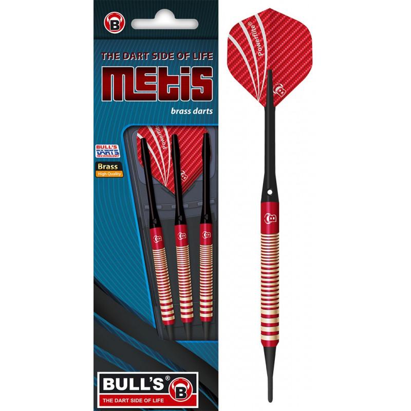 Red Metis - Ringed Grip - 16g