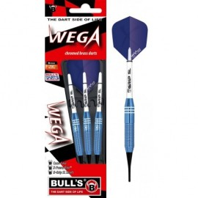 Wega – Blue – Ringed Grip 18g