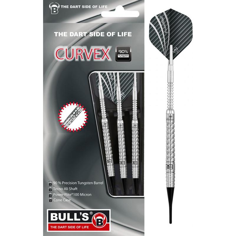 Curvex - C3 - Curvex-Ringed Grip 18g