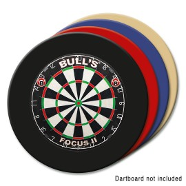 Pro – Black darts boards protection ring