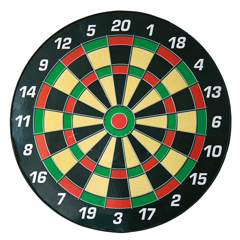 magnetic BULL'S Darts board