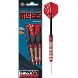Metis Steel Red - 23g - Ringed Grip