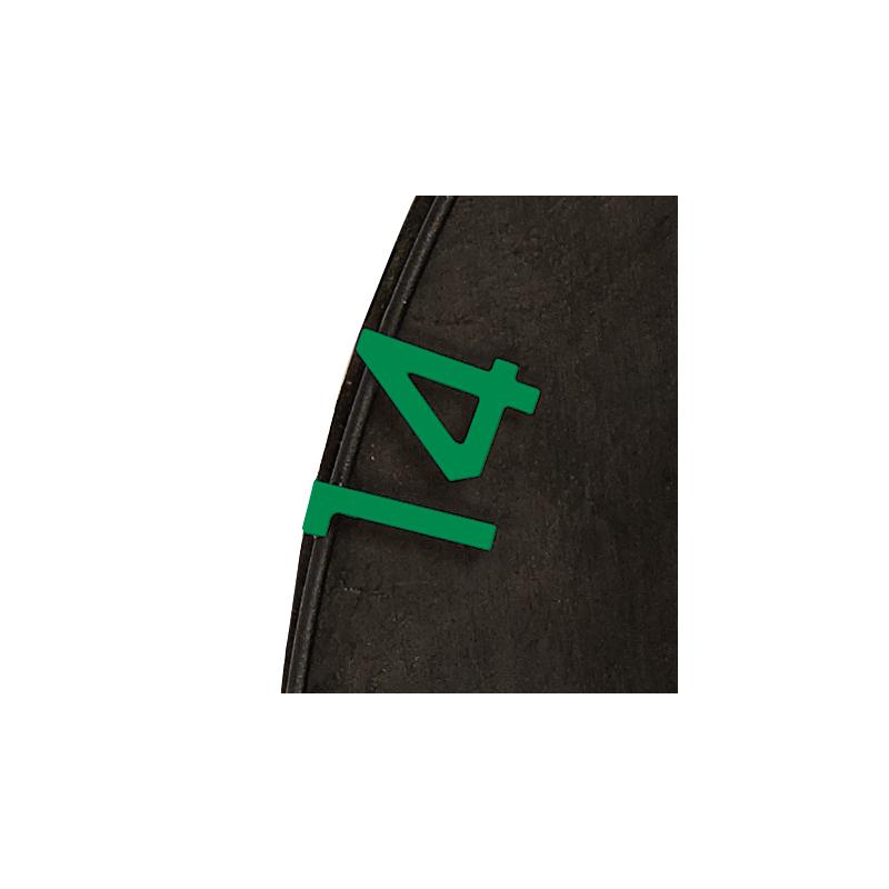 Green HD2 board numbers