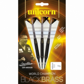 Black Brass Gary Anderson 16g Micro Ringed