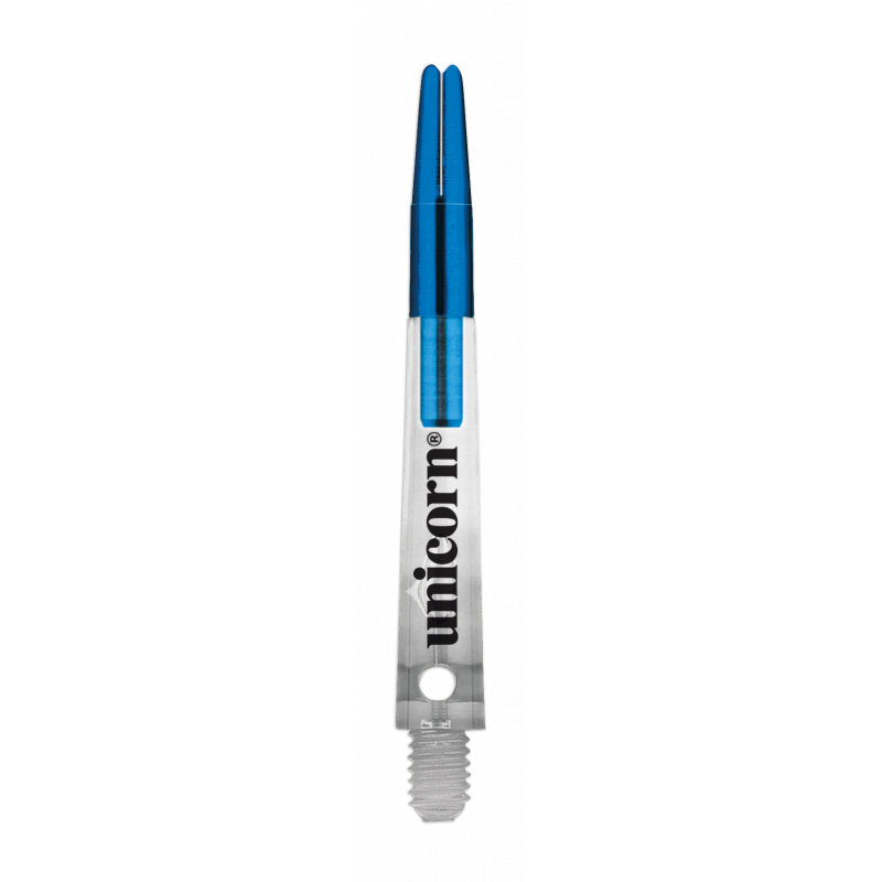 Shaft medium blue-transparent Gripper Zero Degrees