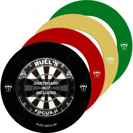 Protective ring for boards composable darts – Green