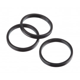 Pro Grip Black Rings