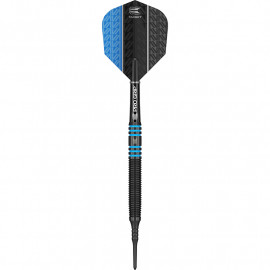 Vapor 8 Black Soft Blue - 21g