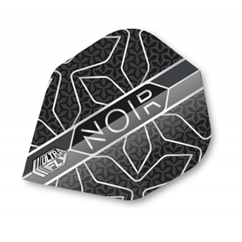 Flights Gary Anderson Noir Star Big Wing
