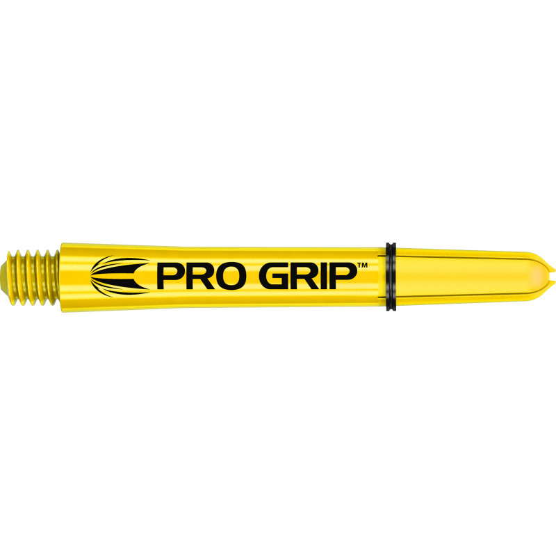 Shafts Pro Grip Intermediate Yellow