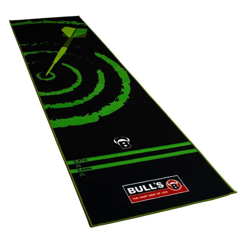 Shooting line carpet 140 Green