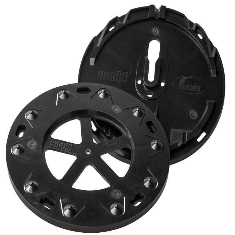 Rotafix - Sistema di fissaggio bersaglio