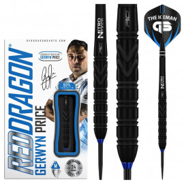 Gerwin Iceman Price Back to Black steel 24g