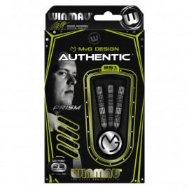 Michael Van Gerwen Authentic steel 22g