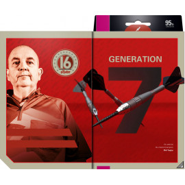 Phil Taylor Power 9Five Gen 7 Swiss Point 22g