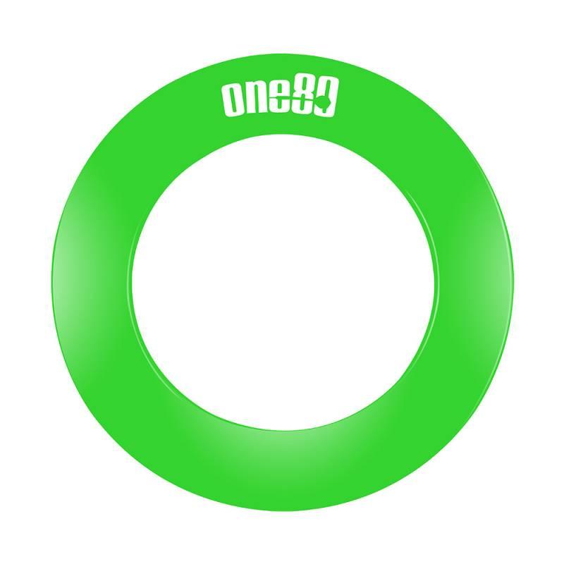 Anello di protezione One 80 per bersagli freccette Pro – Light Green