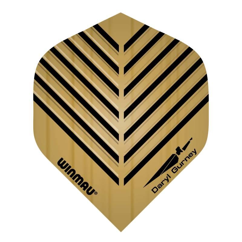 Flights Winmau Daryl Gurnay Gold 114